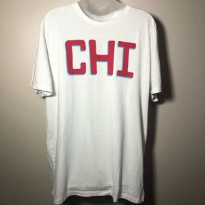 XL OLD NAVY CHI Positive Energy Graphic Tee Shirt